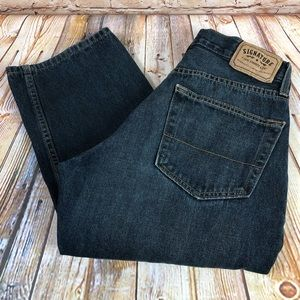 Levi's Signature Relaxed Size 30x27 Denim Jeans